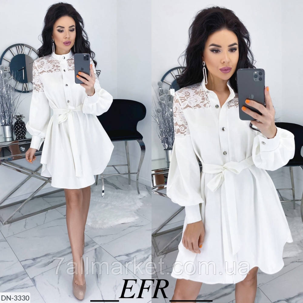 """Платье женское 502(L-XL, S-M) """"EBA"""" недорого от прямого поставщика"""