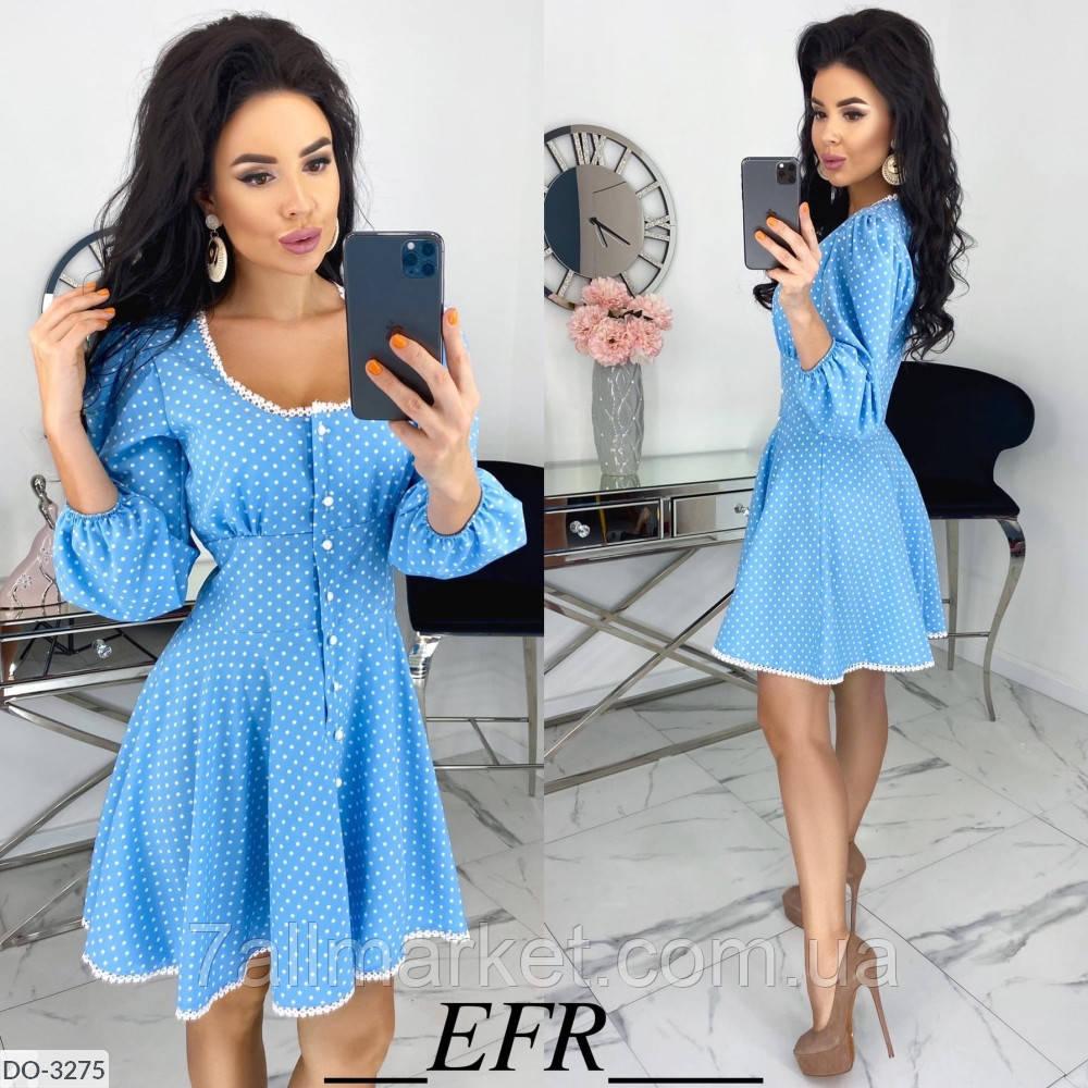 """Плаття стильне жіноче мод. 506 (L-XL, S-M) """"EBA"""" недорого від прямого постачальника"""