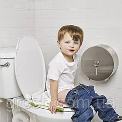 Детский дорожный туалет OXO Tot 2-in-1 Go Potty for Travel. Горшок детский