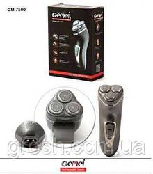 Профессиональная электробритва с триммером Gemei GM-7500