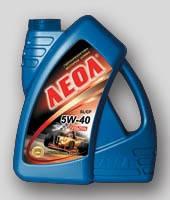 Моторное масло ЛЕОЛ-Ультра 5W40 (4л)