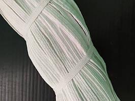 Резинка из полиэстера белая 9мм 100м