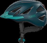 Велошлем ABUS URBAN-I 3.0 Core Green M (52-58 см), фото 1