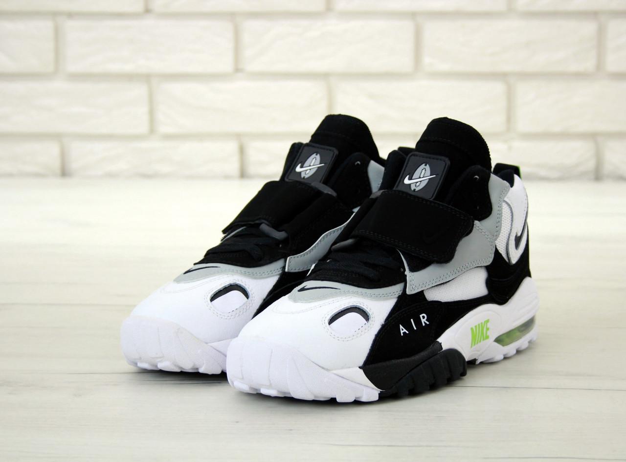 Мужские черные Кроссовки Nike Air Max Speed Turf
