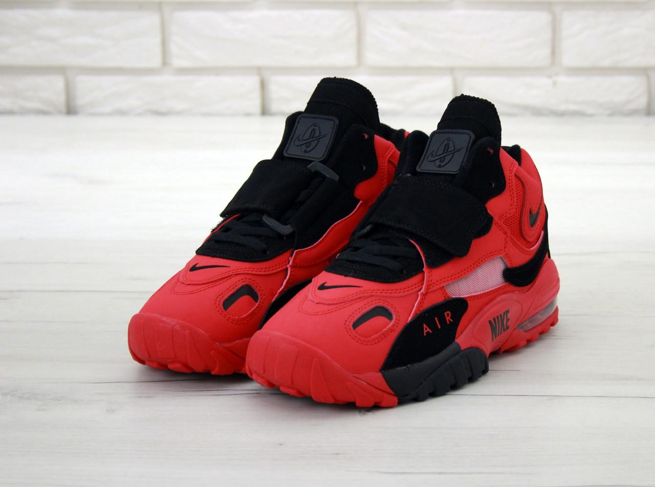 Мужские красные Кроссовки Nike Air Max Speed Turf