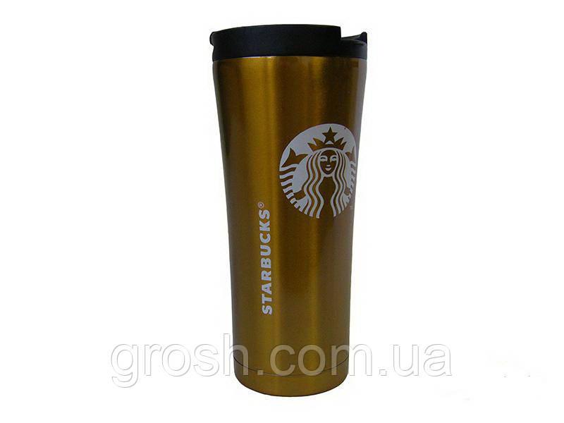 Термочашка Starbucks(металлическая)