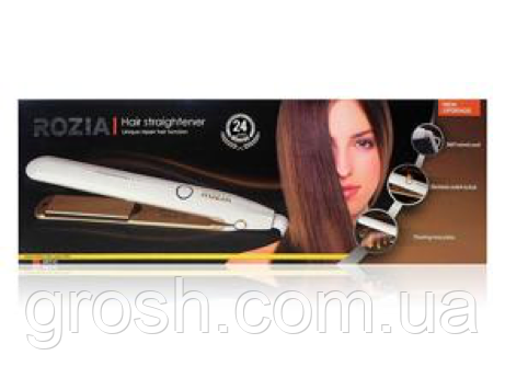 Утюжок для укладки волос Rozia HR 742