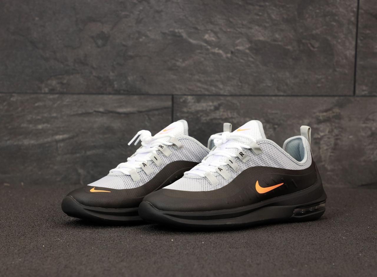 Мужские черные Кроссовки Nike Air Max Axis(реплика)