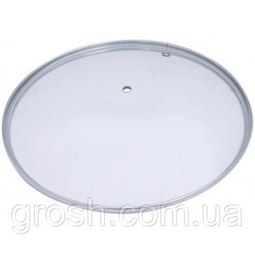 Крышка стеклянная 22 см UN-2204 б/к
