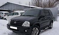 Ветровики Suzuki Grand Vitara ХL-7 1999-2006  дефлекторы окон