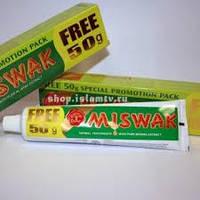 Зубная паста Miswak -Мисвак Египет Оригинал 175 мл