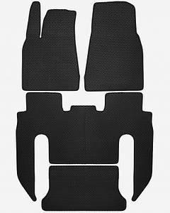 Коврики EVA для автомобиля Tesla Model X 2015- Комплект