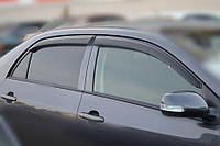 Ветровики Toyota Corolla Sd 2007-2013 дефлекторы окон