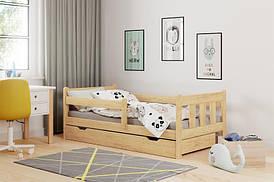 Ліжко дитяче MARINELLA 80х160 сосна (Halmar)