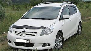 Ветровики Toyota Verso 2009  дефлекторы окон