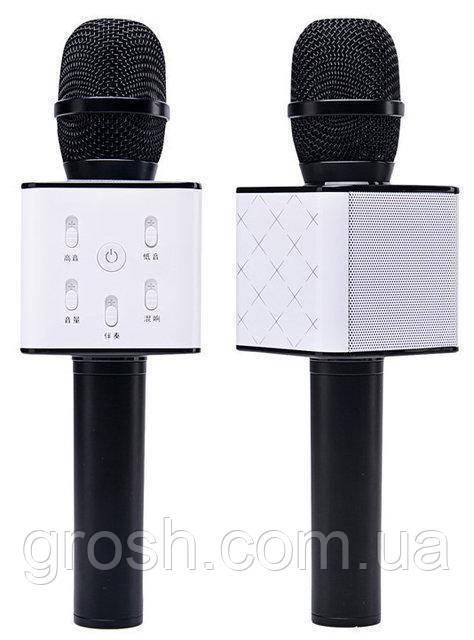 Микрофон Q-7 Wireless ЗОЛОТО