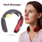 ПОРТАТИВНЫЙ шейный магнитный массажер  SMART NECK MASSAGER