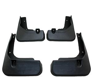 Брызговики полный комплект для Toyota Camry V50 2011-2014 (PU06033012P1), комплект 4шт MF.TOCA2011