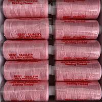 Нитки швейні 40/2 (400Y) рожеві
