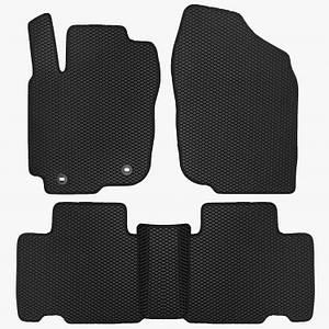 Коврики EVA для автомобиля Toyota Rav 4 2013- Комплект