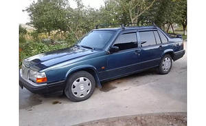 Ветровики Volvo 940 Sd/Combi 1990-1998  дефлекторы окон