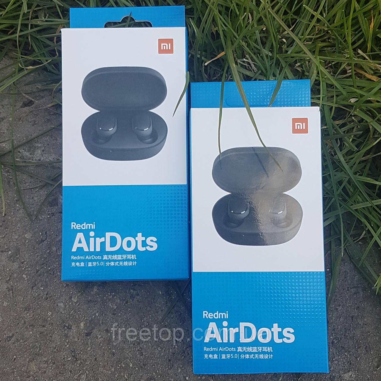 Навушники безпровідні Xiaomi Redmi AirDots (ксиоми эирдотс)
