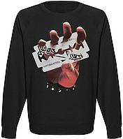 Свитшот Judas Priest - British Steel (чёрный)