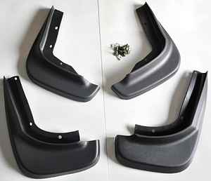 Брызговики полный комплект для Volvo XC 60 2008-2013 комплект 4шт MF.VXC60.0813