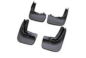 Брызговики полный комплект для Volkswagen Sharan 2010- комплект 4шт MF.VWSHA2010
