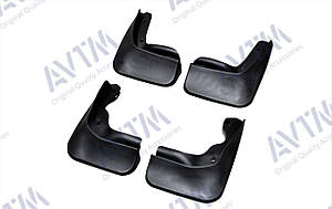 Брызговики полный комплект для Volkswagen Jetta USA 2011-2015 комплект 4шт MF.VWJT2011US