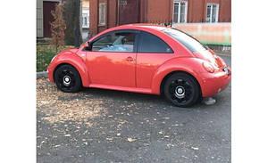 Ветровики VW Beetle 1998–2010  дефлекторы окон