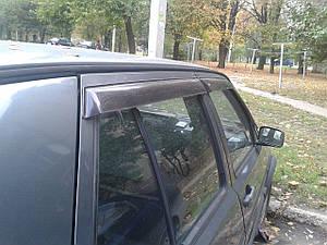Ветровики VW Golf 2 5d 1983-1992  дефлекторы окон