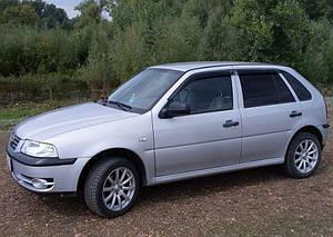 Ветровики VW Pointer Hb 5d 2003/Parati 1999-2005  дефлекторы окон
