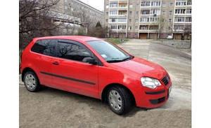 Вітровики VW Polo IV 3d 2000-2009 дефлектори вікон