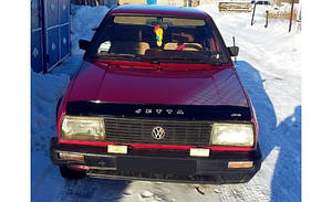Мухобойка, дефлектор капота VW Jetta II с 1984-1992 г.в.