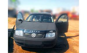 Мухобойка, дефлектор капота VW Jetta IV с 1998–2005 г.в.