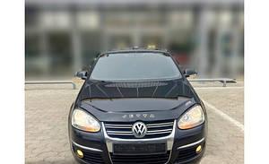 Мухобойка, дефлектор капота VW Jetta V с 2005–2010 г.в.