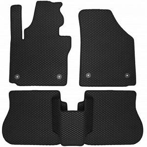 Коврики EVA для автомобиля VW Caddy 2003- / VW Caddy 2015- Комплект