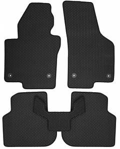 Коврики EVA для автомобиля VW Jetta 2011- Комплект