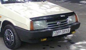 Мухобойка, дефлектор капота ВАЗ 2108; 2109; 21099 с 1990 г.в.