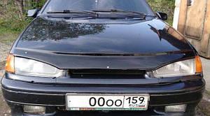 Мухобойка, дефлектор капота ВАЗ 2113; 2114; 2115 с 1997- г.в.