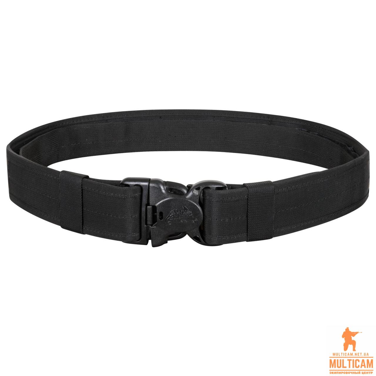 Ремінь Helikon-Tex® Security DEFENDER Belt® - Чорний