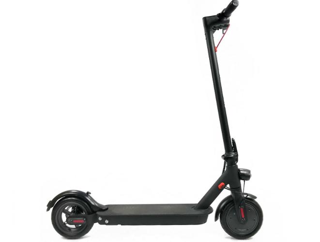 Электросамокат Crosser E9 Premium 7,5AH 350W Черный