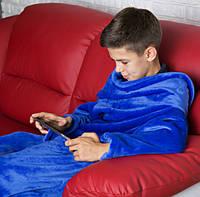 Плед с рукавами TV blanket ST-64