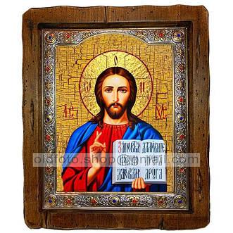 Иконы Иисуса Христа (посеребренный оклад)