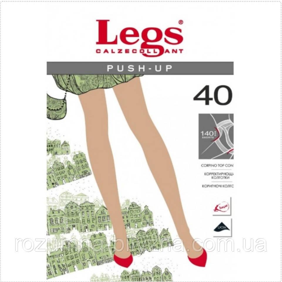 Колготи 40 ден push-ap колір daino TM Legs Розмір 5