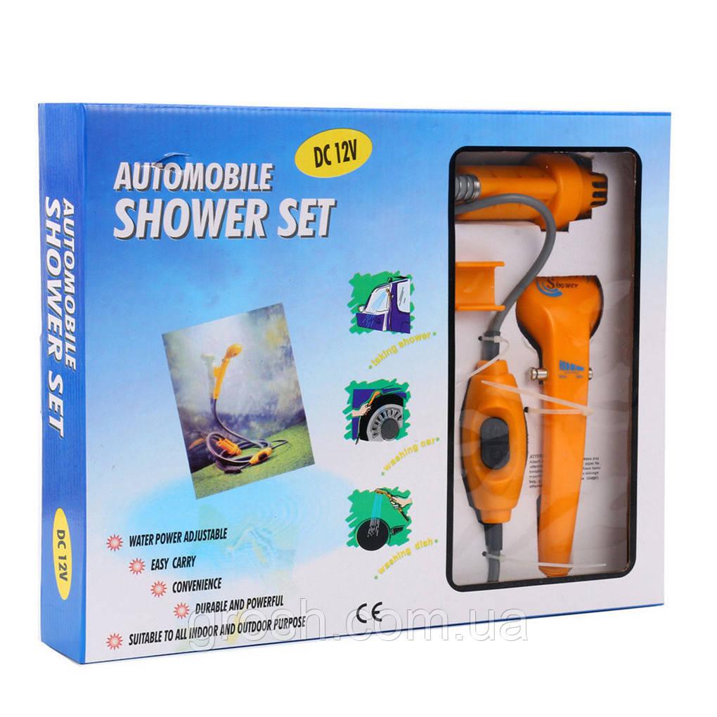 Автомобильный душ Automobile Shower Set