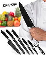 Набор ножей 6 пр. с ребристой поверхностью Zepter ЕА 83