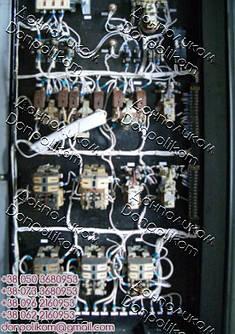 К, КС, ДК, ДКС — панели (шкафы) управления крановые серии К, фото 2
