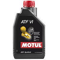 Масло трансмиссионное 100% синтетическое MOTUL ATF VI 1л. 105774/843911